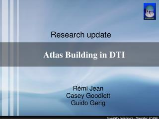 Atlas Building in DTI