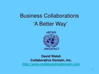 Business Collaborations