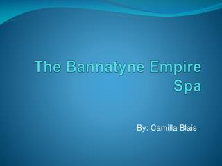 The Bannatyne Spa Review