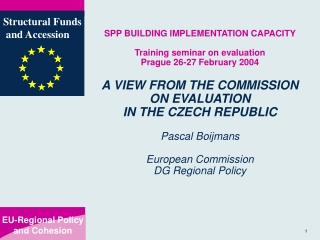 2007-2013 The new European Regional Development Fund   DG REGIO
