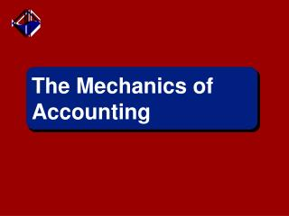 The Mechanics of Accounting