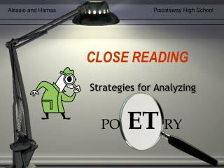 Strategies for Analyzing