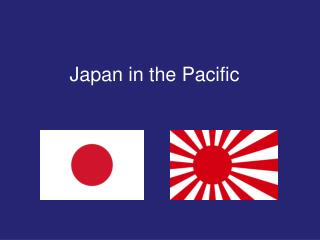 Japan in the Pacific