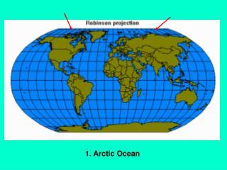 1. Arctic Ocean