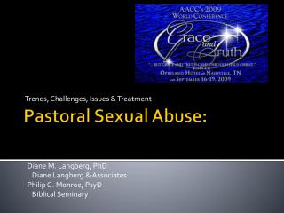 Pastoral Sexual Abuse: