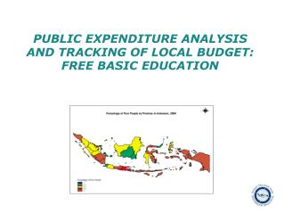PUBLIC EXPENDITURE ANALYSIS AND TRACKING OF LOCAL BUDGET: FREE BASIC EDUCATION