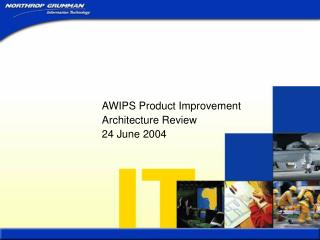 AWIPS Product Improvement  Architecture Review 24 June 2004