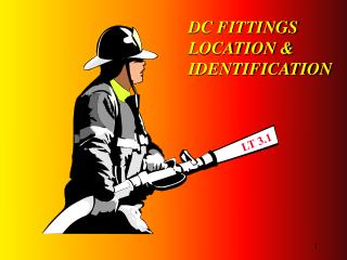 DC FITTINGS LOCATION & IDENTIFICATION