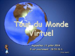 Tour du Monde Virtuel