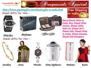 Send Diwali Gifts to India, Buy Diwali Gifts Online, Diwali