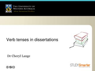 Verb tenses in dissertations