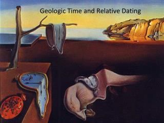 Geologic Time and Relative Dating