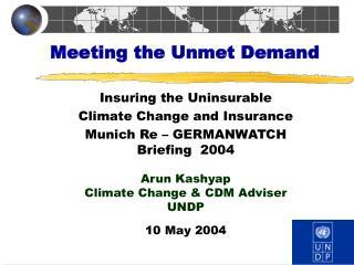 Meeting the Unmet Demand