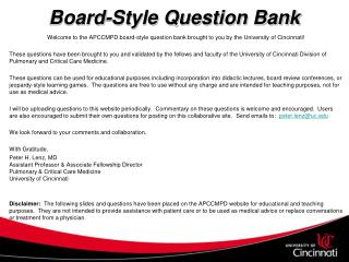 Board-Style Question Bank