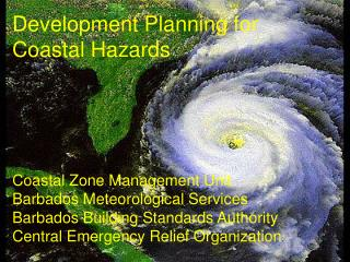 Development Planning for Coastal Hazards