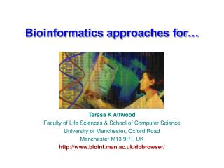 Bioinformatics approaches for…