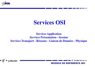 Services OSI