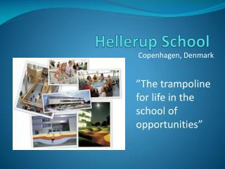 Hellerup  School