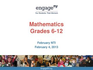 Mathematics Grades 6-12