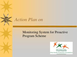 Action Plan on