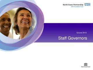 Staff Governors