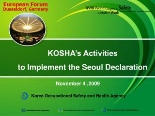 Korea Occupational Safety and Health Agency