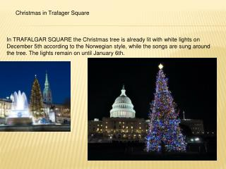 Christmas in Trafager Square