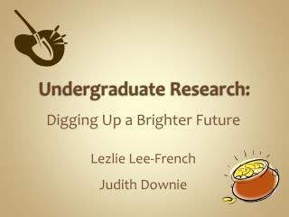 Undergraduate Research: