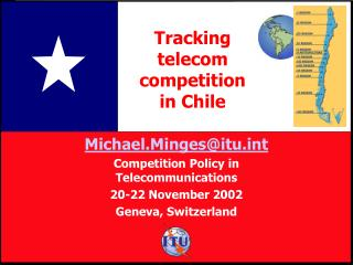 Tracking telecom competition  in Chile