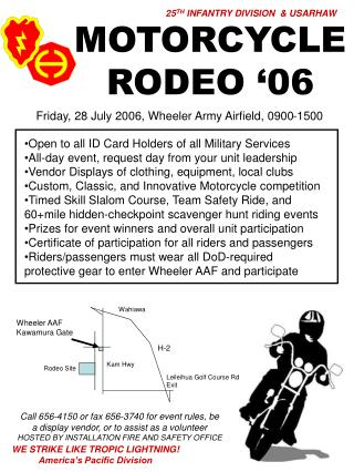 MOTORCYCLE RODEO '06