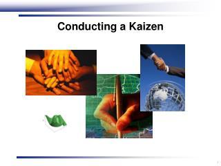 Conducting a Kaizen