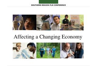 Affecting a Changing Economy