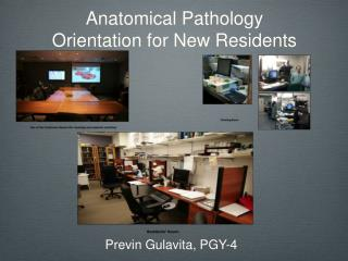 Anatomical Pathology Orientation for New Residents