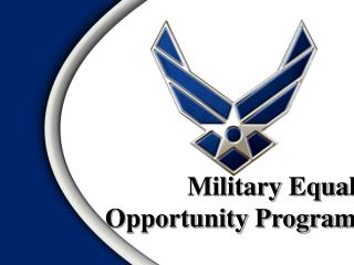 Military Equal Opportunity Program