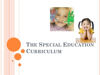Time Lines Child-Centered Educational Process