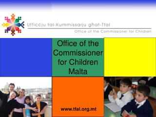Office of the Commissioner for Children  Malta