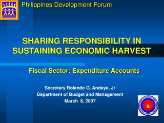 Philippines Development Forum