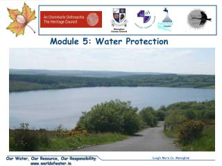 Module 5: Water Protection Unit1: Threats to Water