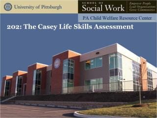 202: The Casey Life Skills Assessment