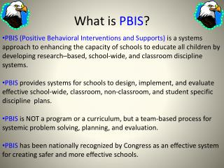 What is  PBIS ?