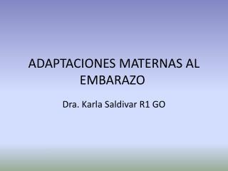 Cambios Anatomicos Y Fisiologicos En El Embarazo Download