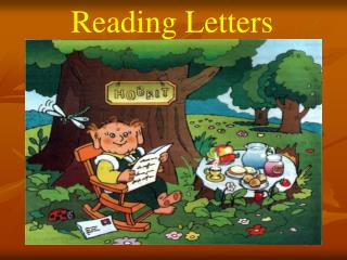 Reading Letters