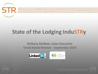 State of the Lodging Indu STR y