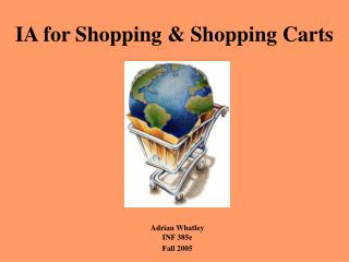 IA for Shopping & Shopping Carts