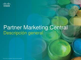 Partner Marketing Central Descripción general