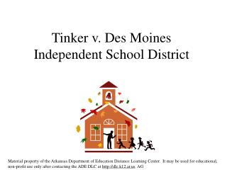 Tinker v. Des Moines Independent School District