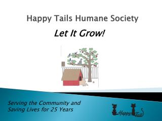 Happy Tails Humane Society