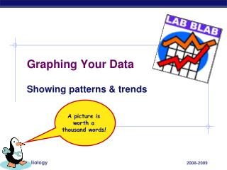 Graphing Your Data