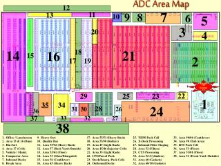 ADC Area Map