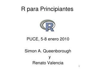 R para Principiantes